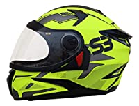 This 580 MM Medium Helmet Size will be fit only of 55-56 CM Head Size Men/Women ISI Certified Helmet Check size chart in the images before buying helmet and take your head size properly. Italian Design Hygienic Interior with Multi pore Quick Release ...