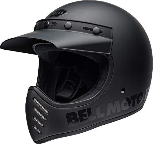 BELL ヘルメット Moto-3 17-20年 現行モデル Classic ブラックアウト/M [並行輸入品]