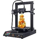 Stampante 3D MINGDA D2, stampante fai da te FDM con estrusore aggiornato e touch screen da 3,5', riprendere la stampa, 230 x 230 x 260 mm (D2)