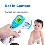 Infrared Thermometer Thermometer Forehead Thermometer Accurate Instant Readings No Contactal Digital Infrared Professional Thermometer