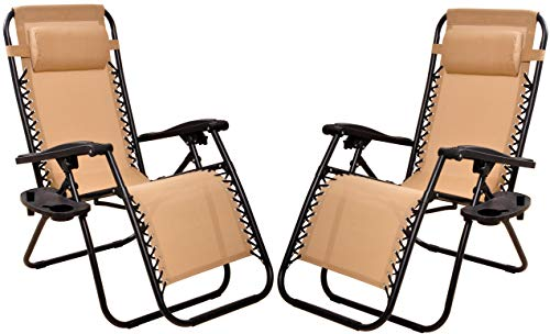 41ymzvjkwQL - 7 Best Zero Gravity Chair Reviews
