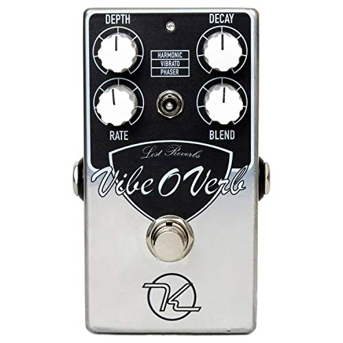Keeley - 'Vibe-O-Verb' Ambient Reverb Pedal