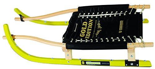 Sportrodel, Schlitten Gold Edition 190 - Bachmann Sportrodel Tourenrodel