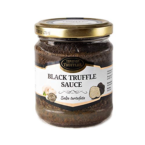 Black Truffle Trufa Negro Tuber aestivum Pasta de salsa de c