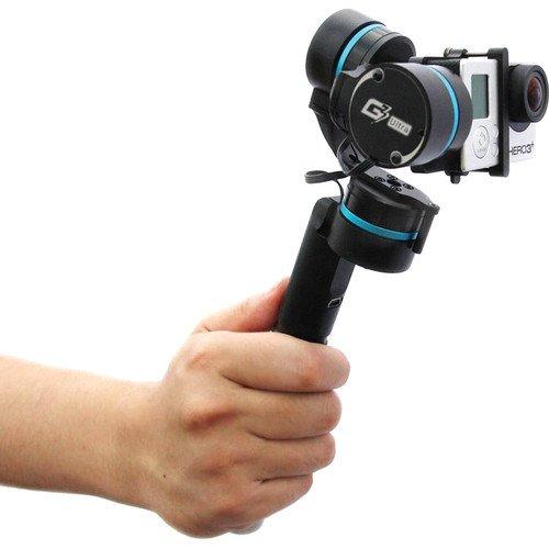 Feiyu G3 Ultra 3-Axis Handheld Gimbal for GoPro HERO 3/3+ and 4 (Black)