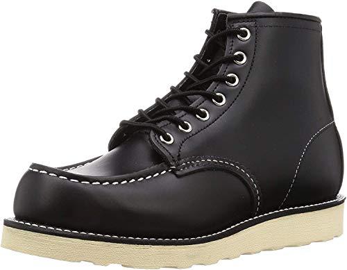 [レッド ウィング シューズ] ブーツ ヘリテージモックトゥ8179 メンズ Black US 8 1/2(26.5cm)