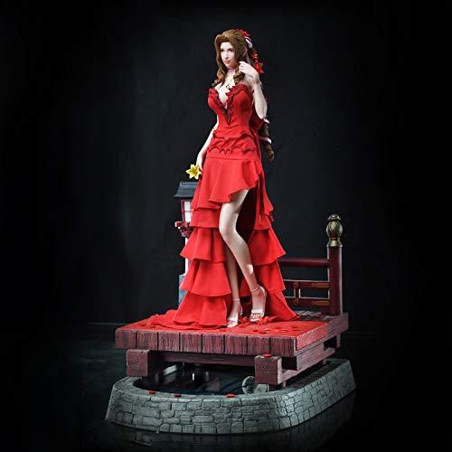 LBXKE Final Fantasy VII Remake: Alice Rotes Kleid GK Limited 1/4 Maßstab (Vorbestellung)