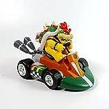 Super Mario Cartoon Cars Juego De Carreras Juguetes Koopa Anime Juego Figuras De Acción 9Cm Muñeca...