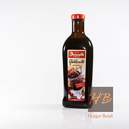 Donath - Glühfrucht - Trinksaft - 500 ml -