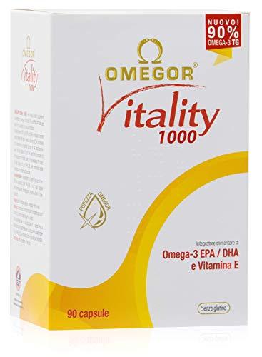 OMEGOR® Vitality 1000: ¡NUEVO con un 90% de Omega-3 TG! 5