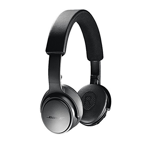 Bose Soundlink On-Ear Bluetooth Headphones with Microphone, Triple Black