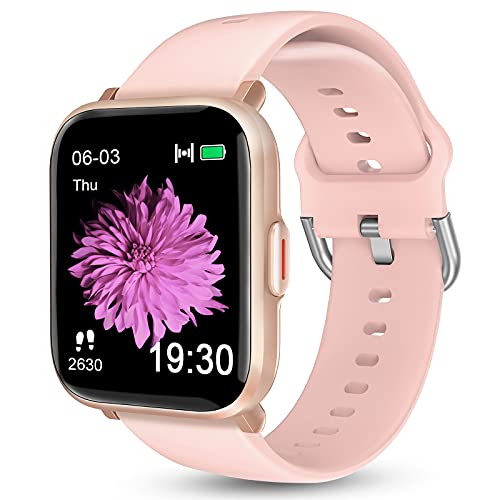 Smart Watch for Android Phones iOS, KALINCO Swim Watch with...