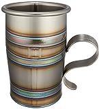 クラフト アルマジロ マーベリック(MAVERICK) チタン カップ バンブー Bamboo 170ml 日本製 食洗機対応 MVTC-BAM
