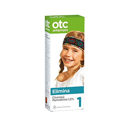 Otc - Ferrer Otc Antipiojos Champu Permetrina, 15% 125 ml, P