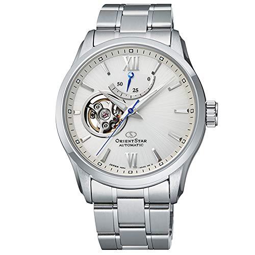 Orient Star Uhr Herren Silber