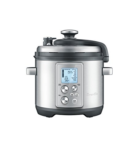 Breville BPR700BSS Fast Slow Pro Multi Function Cooker, Brushed...