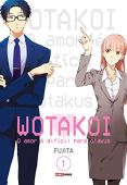 Wotakoi: Liebe ist schwierig für Otakus vol. 1