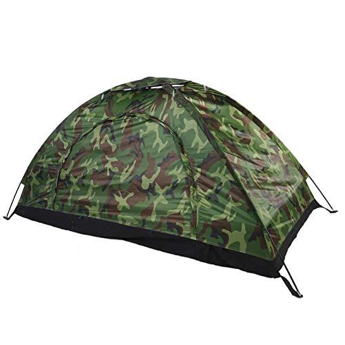 Tente extérieure-Tente de Camping, Tente imperméable pour Une Personne de...