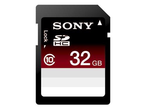 SONY SDHCメモリーカード 32GB Class10 SF-32NX