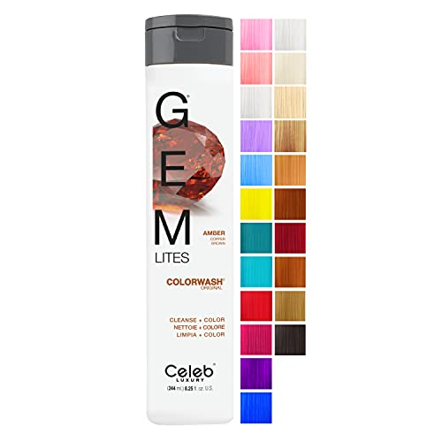 Celeb Luxury Gem Lites Colorwash, Professional...
