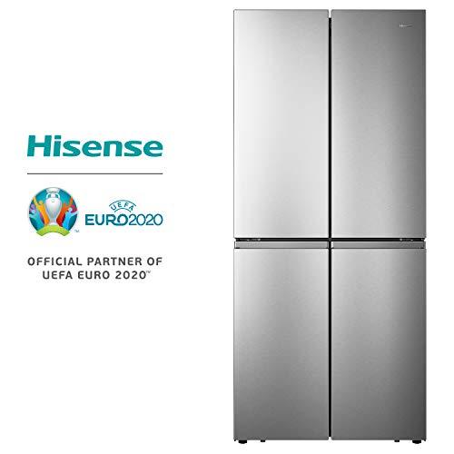 Hisense RQ563N4AI1 Frigorifero 4 Porte, Total No Frost, Classe Energetica A+, Capacit 432 L, 40...