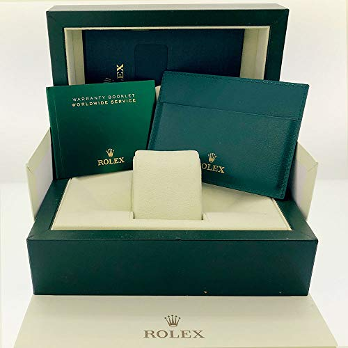 Rolex Oyster Perpetual 34 Stainless Steel / Oyster Bracelet / Blue Dial 2