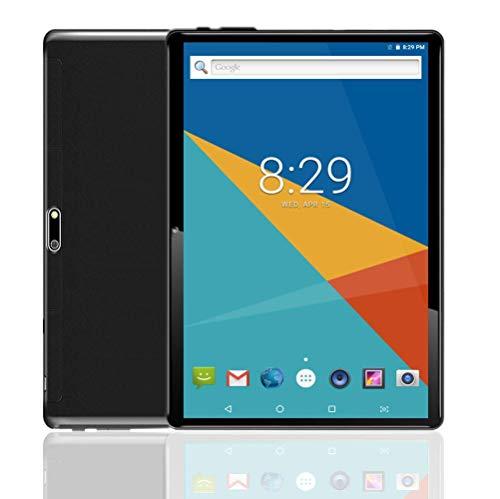 Tablet Android con doppio slot per schede SIM sbloccato 10.1 'Schermo in vetro IPS Octa Core 4 GB...