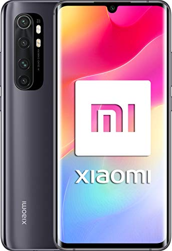 Xiaomi Mi Note 10 Lite, Pantalla FHD+ 6.47', 6GB + 128GB, Cámara...