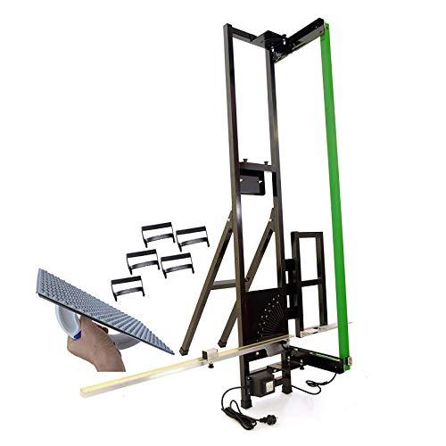 Styroporschneider Alucutter | Styropor schneiden | Styroporschneidegerät ideal für die Arbeit auf den Gerüsten