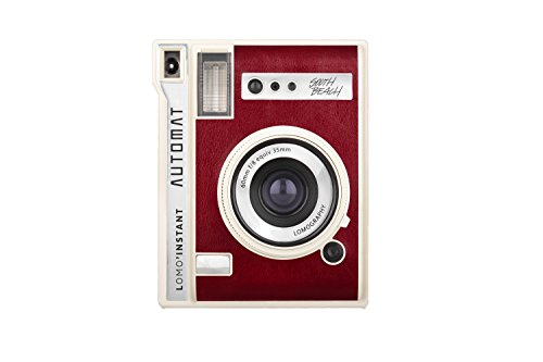Lomography Lomo'Instant Automat South Beach - Cámara instantánea Compatible con Fujifilm...