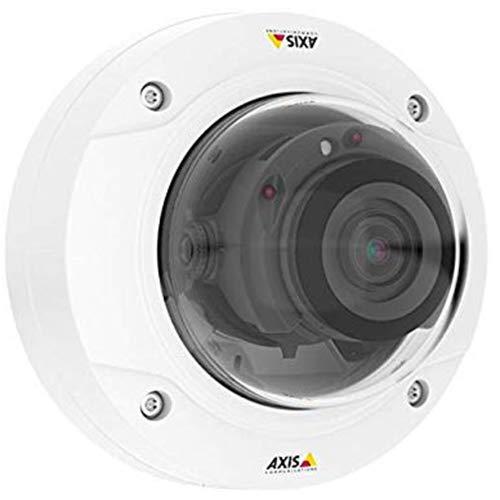 AXIS B093044 Telecamera di sorveglianza in rete PTZ per esterni, 8,4 W, 48 V, bianco
