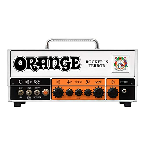 Orange RT Rocker 15 Terror 15 Watt Guitar Amp Head