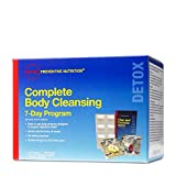 GNC Preventive Nutrition Complete Body Cleansing Program (California Only), 7 Item(s), Supports Overall Wellness and Digestive Health