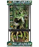 Zoomed Paludarium 46 x 46 x 91 cm, 40 l, für Reptilien / Amphibien