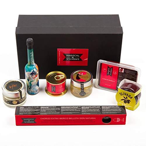 Lote Productos Gourmet Premium Mariscal & Sarroca 65