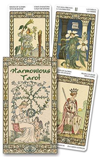 Harmonious Tarot (Lo Scarabeo Decks)