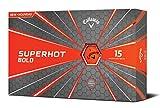 Callaway Superhot '18 Golf Ball (15 Ball Pack, Bold Orange)