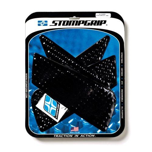 STOMPGRIP(ストンプグリップ) トラクションパッド タンクキット VOLCANO ブラック 1098(07-08) 1198(09-11) 848(08-13) STREET FIGHTER/Sストリートファイター(09-12) 55-6003B