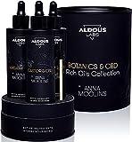 Set Regalo Belleza: Aceite de Ricino, Aceite de Argán y Aceite de Rosa Mosqueta...