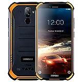 DOOGEE S40 4G Télephone Portable Debloqué Incassable Android 9,0, 3GO+32GO IP68/IP69K Smartphone...