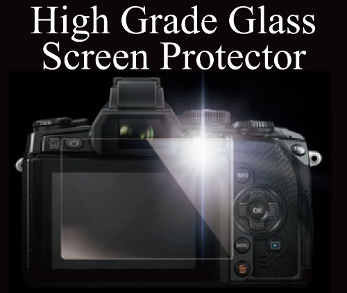Deff High Grade Glass Screen Protector for OLYMPUS OM-D E-M1 DPG-OLDEM1