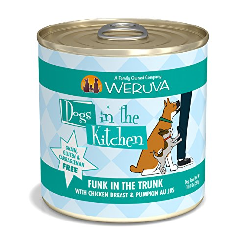 Weruva Dogs in the Kitchen, Funk in the Trunk with...