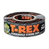 T-Rex 240998 Klebeband, äußerst stark und wasserfest, graphitgrau, 48 mm x 32 m Ein hochfestes Gaffer-Klebeband, das auch UV-beständig ist, von den Herstellern des Original-Duck-Tape-Klebebandes.