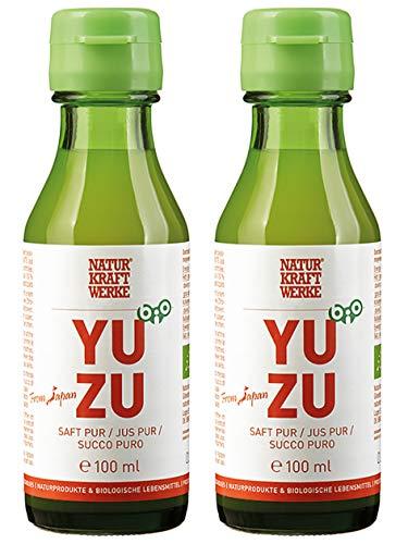 Yuzu Saft Bio/kbA, 2 x 100 ml