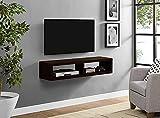 Urban Furnishing Coober Engineered Wood TV Entertainment Wall Unit (Brown)