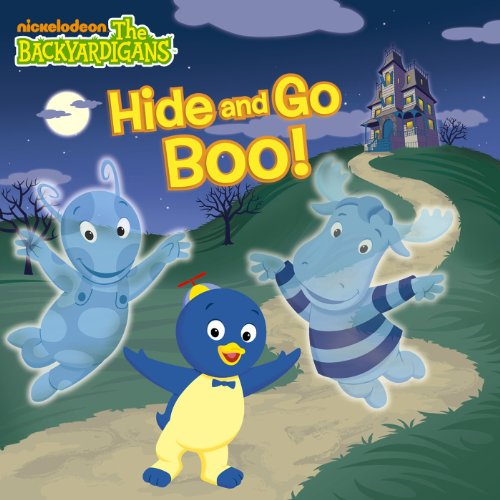 Hide and Go Boo! (The Backyardigans) (Ready-To-Read Backyardigans - Level 1)
