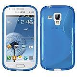 HCN PHONE Samsung Galaxy Trend S7560 Étui S-Line TPU Gel Silicone Coque Souple...