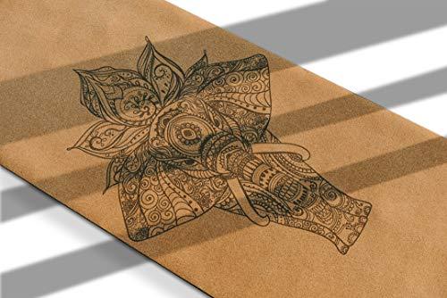 Valka Cork Yoga Mat (Elephant)