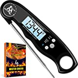 (7) Mister Chefer Food Thermometer for Outdoor and Kitchen Cooking