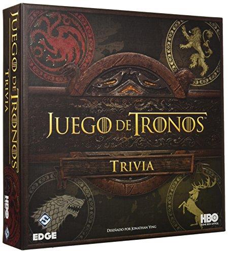 Juego de Tronos Trivia Fantasy Flight Games FFHBO10